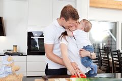 Family love Royalty Free Stock Photo