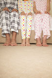 Family Lower Body Stock Images