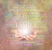 Family Matters Stock Photo