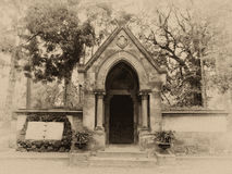 Free Family Mausoleum Royalty Free Stock Photos - 15027548