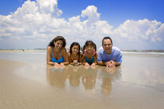 Free Family On Vacation Royalty Free Stock Image - 5442406