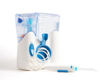 Family oral irrigator Stock Images