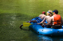 Family outdoor activities Stock Photography