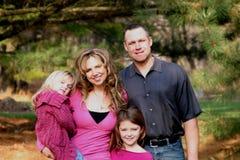 Family Outing Stock Photos