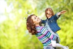 family park Royaltyfri Fotografi