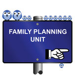 Family planning Royalty Free Stock Photography