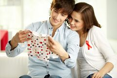 Family planning Stock Image