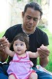 Family portrait. Stock Photos