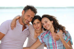 Family portrait Royalty Free Stock Images