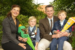 Free Family Portrait Stock Photography - 22496062