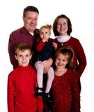 Family Portrait Baby Center Stock Photos