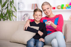 Family stock images