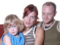 Family portrait III Royalty Free Stock Photo