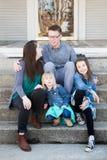 Family Portraits Stock Photos