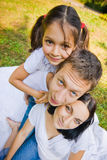Family portret Royalty Free Stock Images