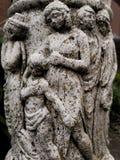 Family sculpture stock photos