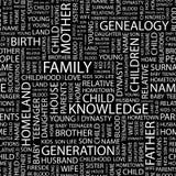 FAMILY. Stock Image