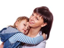 Family Secrets sharing royalty free stock images
