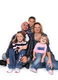 Family Smiling Stock Images