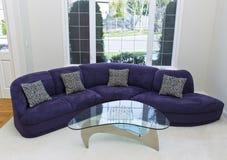 Family Sofa Stock Image