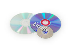 Family software Royalty Free Stock Image