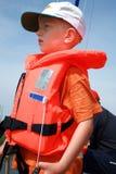 Family summer sailing. Royalty Free Stock Photo