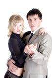 Family tango stock photo