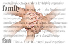 Family Theme Royalty Free Stock Photos