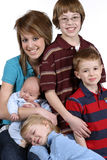 Family Ties Stock Photo