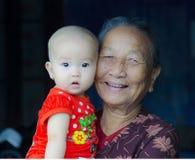 Family ties royalty free stock photo