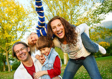 Family time 10 Stock Image