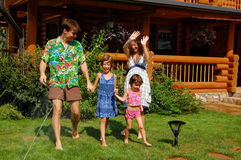 Family time Royalty Free Stock Images