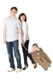 Family travel Stock Photography