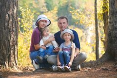 Free Family Travelling After Pandemia Stock Photo - 208681370