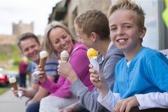 Family Treat Stock Image
