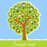 Cartoon family tree stock photos images amp pictures 5 018 images