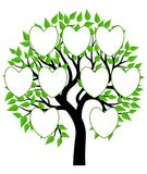 Family Tree Concept Illustration Vector Royalty Free Illustration