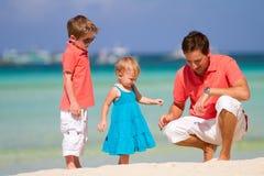 Family on vacation Stock Photos