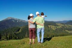 Family vacation Royalty Free Stock Photo