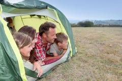 Family vacation Stock Photography