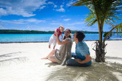 Family vacation Stock Photography