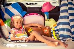Family vacation Royalty Free Stock Photography