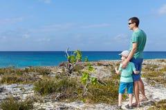 Family at vacation Royalty Free Stock Photo