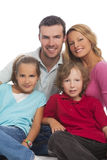 Family values Stock Photography