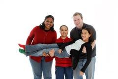 Family WB Stock Image