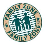 Family zone Stock Images