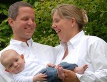Familyportrait Stock Image