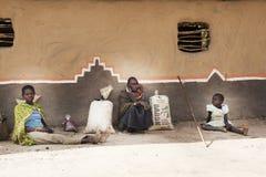Famine Photos libres de droits