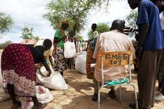 Famine Royalty Free Stock Photos