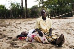 Famine Images libres de droits